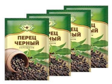 Перец черный горошком люкс Магия Востока, 50 гр., сашет