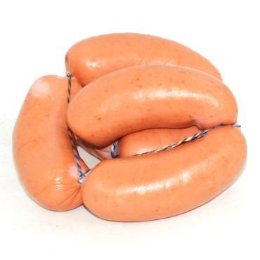 Шпикачки Классические газ., Бахрушин, 2 кг., оболочка