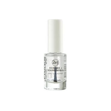 Лак для ногтей Основа+закрепитель, Vitex Pro Nail, 8 мл., стекло