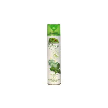 Освежитель воздуха нейтрализатор запахов Provence Зеленая коллекция, 300 мл., аэрозольная упаковка