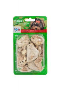 Лакомство для собак Легкое говяжье Б2-XL, TitBit, 15 гр., блистер