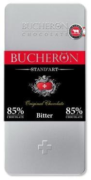 Шоколад Bucheron Stand'art горький 85%