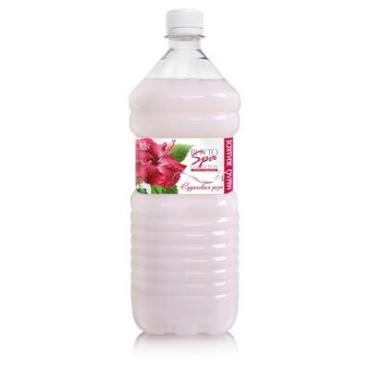 Мыло жидкое Iris Phyto Spa Collection Суданская роза, 1 л., пластиковая бутылка