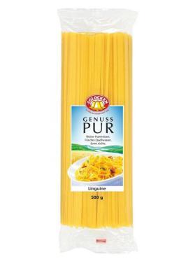 Макароны 3 Glocken GP Genuss Pur спагетти