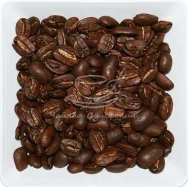 Кофе свежеобжаренное ZellWell Марагоджип Бейлис, 100 гр., пакет из триплекса