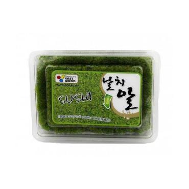 Икра летучей рыбы тобико зеленая East Food, 500 гр., пластиковый контейнер