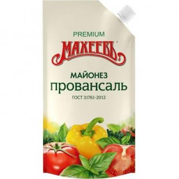 Майонез Провансаль, Махеев, 100 гр., дой-пак