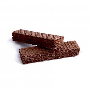 Вафли шоколадные Брянконфи Гулливер, 4 кг., картонная коробка
