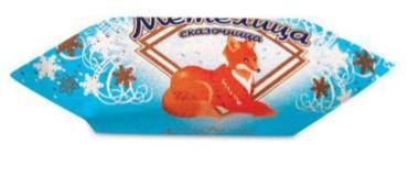 Конфеты Славянка Метелица-сказочница, 200 гр., пластиковый пакет