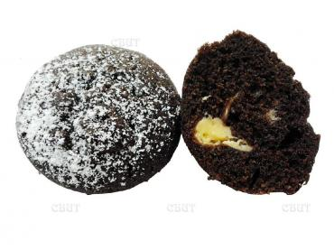 Печенье шоколадная со сливочной начинкой Бомбочка, Буткинские сладости, 2 кг.