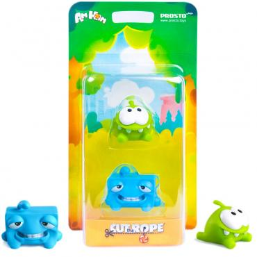Коллекционные игрушки Prosto Toys Cut the Rope Ам Ням Блю, блистер