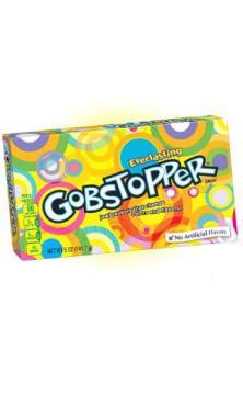 Драже Wonka Gobstopper Everlasting 141,7 гр., картон