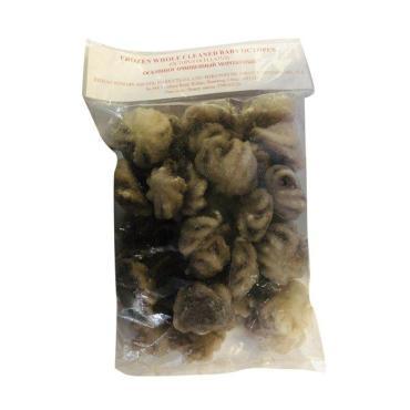 Осьминожки с/м., беби, 40/60, Китай, 1 кг., вакуумная упаковка