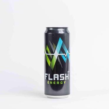 Напиток энергетический, Flash Energy, 500 мл., ж/б