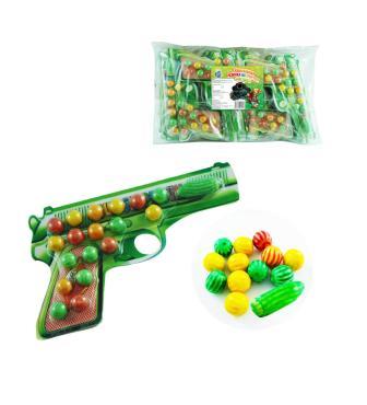 Жевательная резинка Скиф Пистолет, 14 гр., пластиковая упаковка