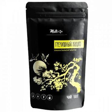 Чай Гречишный Ку Цяо, гранулированный Mute, 50 гр., дой-пак