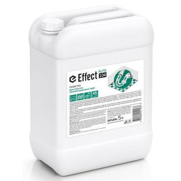 Средство для прочистки канализационных труб, Effect Alfa 104, 5 кг., канистра