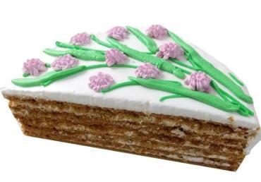 Торт Сметаныч Домашний, Кондитер8, 500 гр., пэт