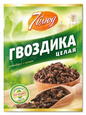 Гвоздика 7 блюд , 10 гр., сашет