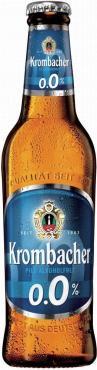 Пиво б/а алк не более 0.5%, Krombacher, 330 мл., стекло Срок годности до 07.04.2021