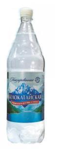 Вода негазированная Белокатайская, 1.5 л, ПЭТ