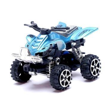 Мотоцикл инерционный Квадрик