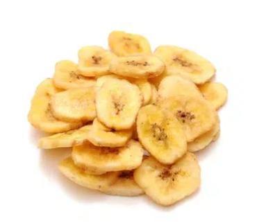 Чипсы банановые Зеленая улица, 100 гр., флоу-пак