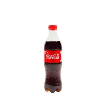 Напиток газированный, Казахстан, Coca-Cola, 500 мл., ПЭТ