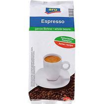 Кофе Aro Espresso в зернах натуральный жареный 1000 г.