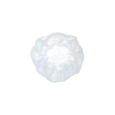 Шапка белая нетканый материал Шарлотта