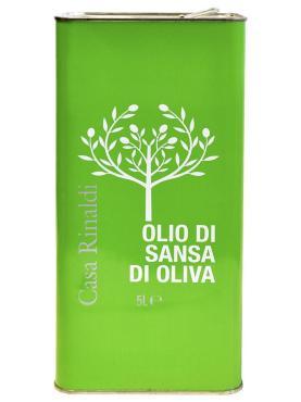 Масло оливковое Sansa Casa Rinaldi рафинированное, 5 л., ж/б