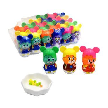 Драже Мои питомцы, Сахарное Мишки, 5 гр., пластиковая упаковка