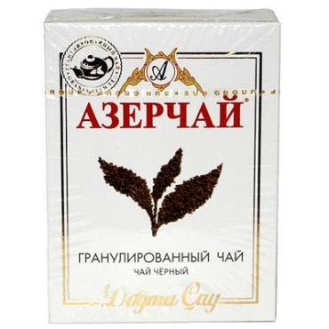 Чай Азерчай черный гранулированный