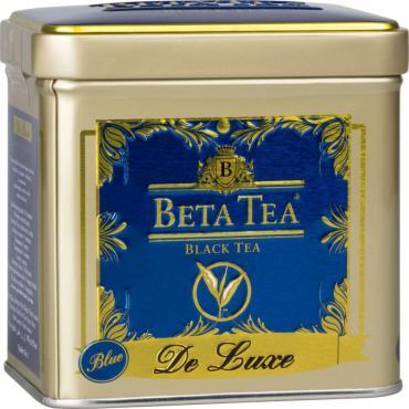 Чай Beta Tea Де Люкс голубой листовой