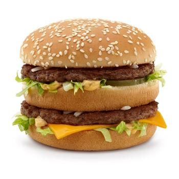 Булочки Paneteria для гамбургера (БИГ МАК) тройная с кунжутом 120 мм