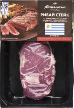 Рибай-стейк АТД из Южно-Американской премиальной говядины
