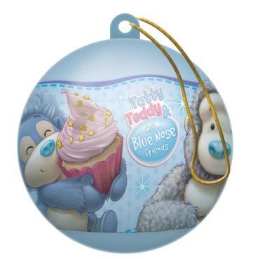 Мармелад My Blue Nose Friends жевательный в сахарной глазури со вкусом яблока
