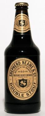 Пиво Shepherd Double Stout темное 5,2%