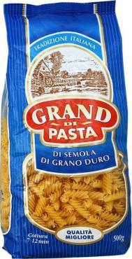 Макароны Grand Di Pasta Спирали фузилли