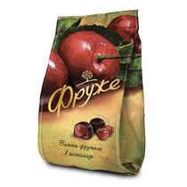 Конфеты Фруже Вишня фружеле в шоколаде 380 г.