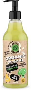 Гель для душа Planeta Organica Skin Super Food 100% detox