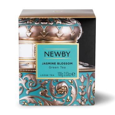 Чай Newby зеленый Jasmine Blossom