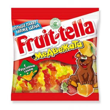 Мармелад Fruittella Медвежата жевательный
