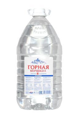 Вода минеральная Горная вершина