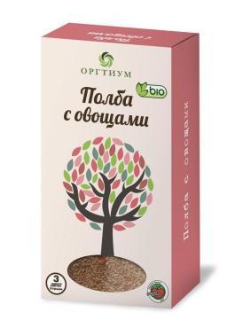 Полба Оргтиум экологическая с овощами