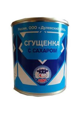 Молоко Дулевский МКК сгущенноес сахаром