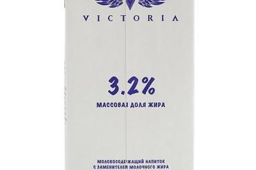 Напиток молокосодержащий Victoria ультрапастеризованный