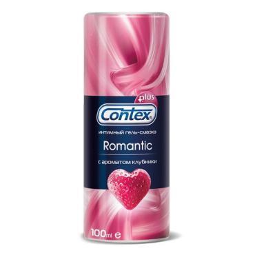 Гель-смазка Contex Romantic