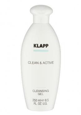 Очищающий гель Klapp