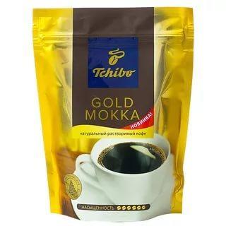 Кофе Tchibo Gold Mokka растворимый